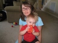 Mommy & Linus