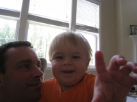 Daddy & Linus