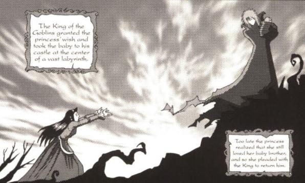 Labyrinth Manga 1