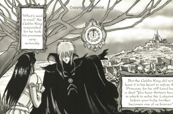 Labyrinth Manga 2