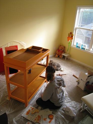 Nursery in Chaos