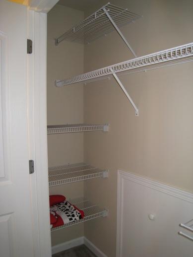 Nursery Closet - Left