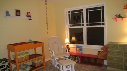 Decorated Nursery