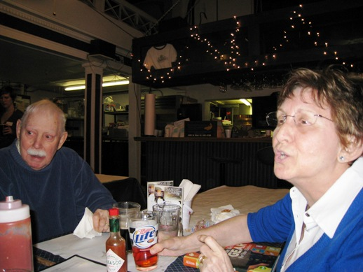 Gene & Mom