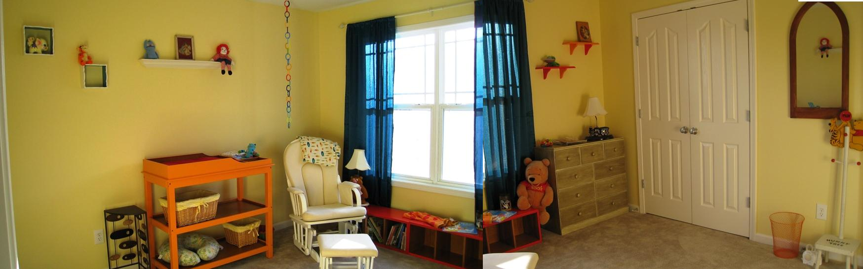 Nursery Panoramic