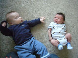 Finn and Henry
