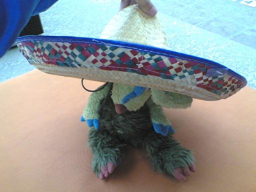 Bizarro in Sombrero