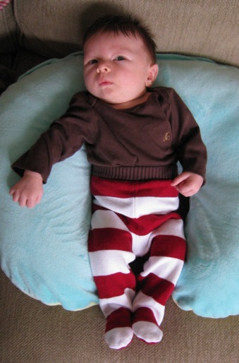 Festive Finn Outfit