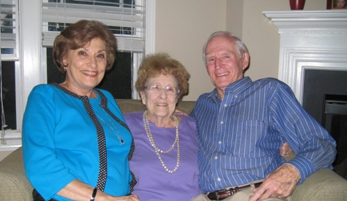 Betty, Granma and Denny