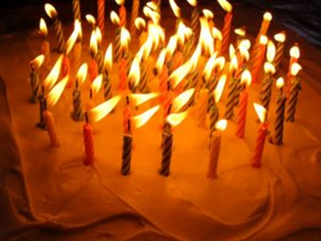 How many candles?
