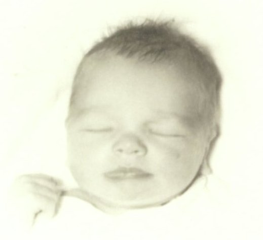 Dave's Baby Picture