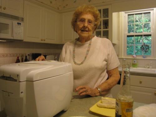 Granma Cooking