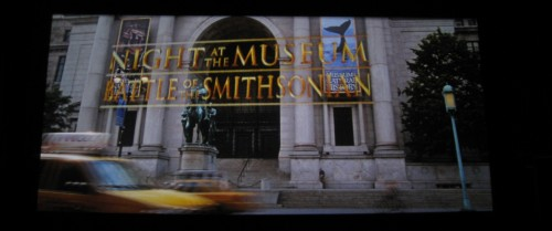 Battle of the Smithsonian