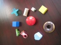 A small sampling of confiscated mouth items