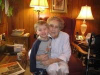 Granma & Henry Love