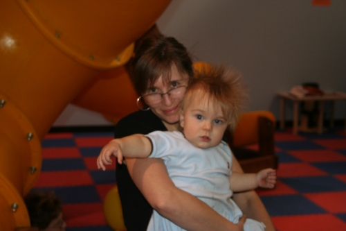 Mommy & Linus