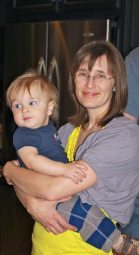 Linus and Jeni