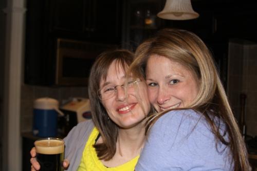 Jeni and Nicole
