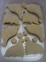 Dino sandwiches