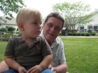 With Grampy