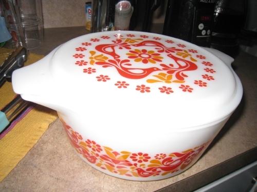 Partridge Dish