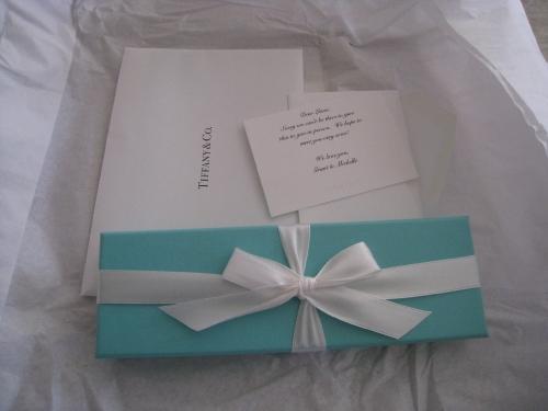 Tiffany's Box